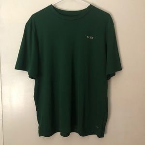 Champion Dri Fit Workout Tee Green